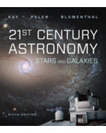 21st Century Astronomy: Stars & Galaxies Paperback + Digital Product License Key Folder with eBook, Smartwork5 and Student Site