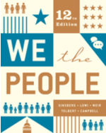We the People Paperback + Digital Product License Key Folder with eBook and InQuizitive