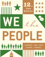We the People, Core Edition Loose Leaf + Digital Product License Key Folder with eBook and InQuizitive