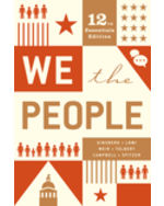 We the People, Essentials Edition + Digital Product License Key Folder with eBook and InQuizitive