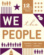 We the People, High School Edition + Digital Product License Key Folder with eBook and InQuizitive