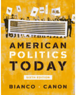 American Politics Today Paperback + Digital Product License Key Folder with eBook and InQuizitive