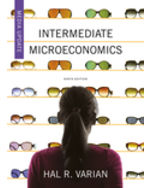 Intermediate Microeconomics: A Modern Approach, Media Update Loose Leaf + Digital Product License Key Folder with eBook, Smartwork5, and Animations