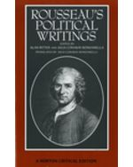 Rousseau's Political Writings: Discourse on Inequality, Discourse on Political Economy,  On Social Contract