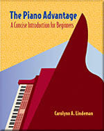 Cengage Advantage Books: The Piano Advantage: Concise Introduction for Beginners