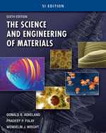 The Science and Engineering of Materials, SI Edition