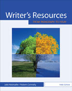 Writers Resources: From Paragraph to Essay