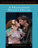 A Midsummer Nights Dream: Evans Shakespeare Editions