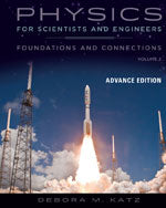 Physics for Scientists and Engineers: Foundations and Connections, Advance Edition, Volume 2
