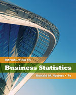 Introduction to Business Statistics (Book Only)Introduction to Business Statistics (Book Only)