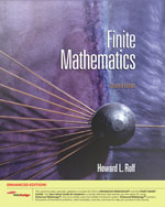 Finite Mathematics, Edition