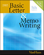 Basic Letter and Memo Writing