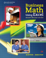 Business Math Using Excel®