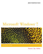 New Perspectives on Microsoft® Windows 7, Introductory