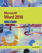 Microsoft® Word 2010: Illustrated Brief