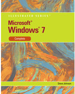Microsoft® Windows 7: Illustrated Introductory
