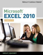 Microsoft® Excel® 2010: Complete