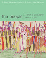 The People: A History of Native America, Volume 1: To 1861
