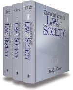 Encyclopedia of Law and Society: American and Global Perspectives
