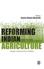 Reforming Indian Agriculture: Towards Employment Generation and Poverty Reduction Essays in Honour of G K Chadha