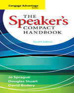 Cengage Advantage Books: The Speakers Compact Handbook