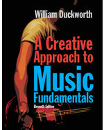 A Creative Approach to Music Fundamentals