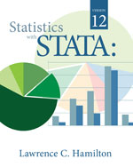 Statistics with STATA: Version 12, 8e
