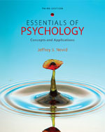 Cengage Advantage Books: Essentials of Psychology: Concepts and Applications