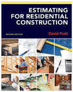 Estimating for Residential Construction, 2e