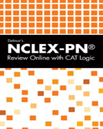 Delmar's NCLEX-PN® Review Online with CAT Logic Printed Access Card