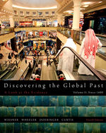 Discovering the Global Past, 4e (Volume II)
