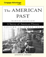Cengage Advantage Books: The American Past, Volume II: Since 1865