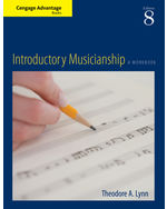 Cengage Advantage Books: Introductory Musicianship