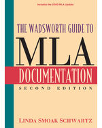The Wadsworth Guide to MLA Documentation, MLA Update