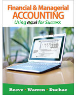 Financial and Managerial Accounting Using Excel® for Success