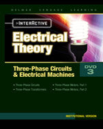 Electrical Theory 3-phase Circuits and Electrical Machines Interactive Institutional DVD (10-13)