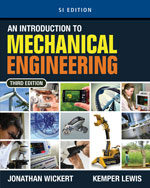 An Introduction to Mechanical Engineering, SI Edition