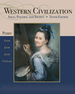 Western Civilization: Ideas, Politics, and Society