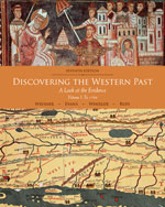 Discovering the Western Past, Volume I: To 1789