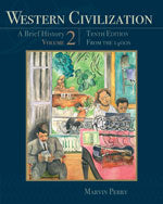 Western Civilization: A Brief History, Volume II: From the 1400s