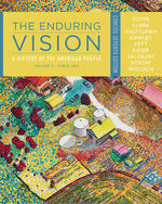 The Enduring Vision: A History of the American People, Volume II: Since 1865, Concise