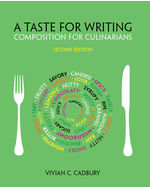 A Taste for Writing: Composition for Culinarians