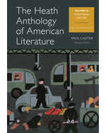 The Heath Anthology of American Literature: Volume D