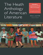 The Heath Anthology of American Literature; Volume E