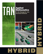 Applied Mathematics for the Managerial, Life, and Social Sciences, Hybrid