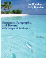 Sentences, Paragraphs, and Beyond: With Integrated Readings