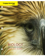 Cengage Advantage: Biology: The Dynamic Science