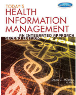 Todays Health Information Management: An Integrated Approach