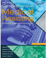 Delmars Comprehensive Medical Assisting: Administrative and Clinical Competencies