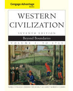 Cengage Advantage Books: Western Civilization: Beyond Boundaries, Volume I